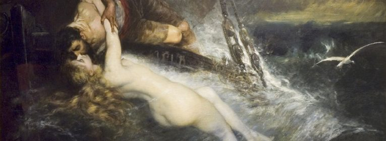 1882_gustav-wertheimer-the-kiss-of-the-siren1