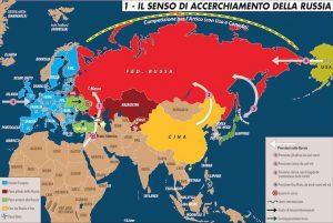 senso accerchiamento russia